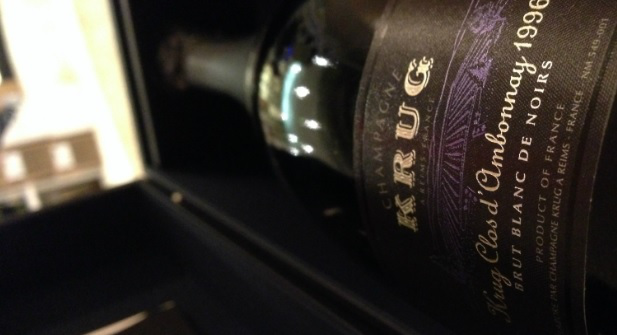 Priced up to $2,500 a bottle, Krug champagnes are among the most expensive bottles on the market. In September, high rolling aficionados got their hands on the latest vintage of the Clos du Mesnil, which sells for about $1,000. For those who don't find that extravagant enough, Krug will release a new vintage of its Clos d'Ambonnay in early 2015 for about $2,000 a bottle.