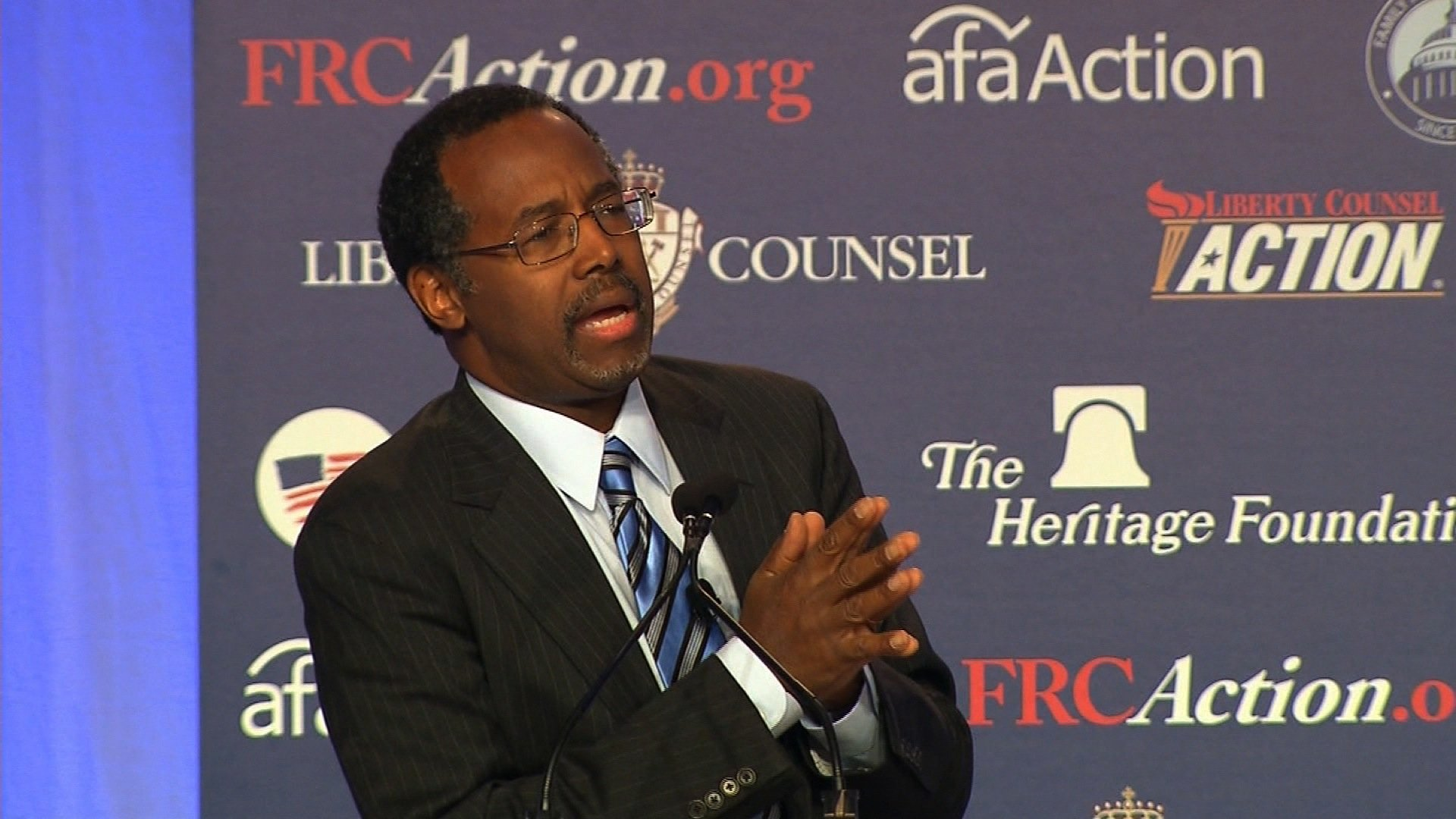 Ben Carson is a renowned neurosurgeon and a popular figure among conservatives.