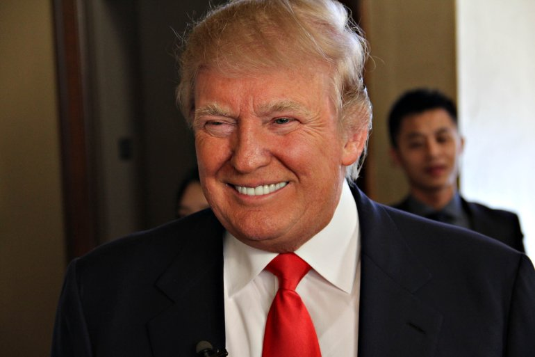 Donald Trump (WHO-HD/Sam Hoyle)