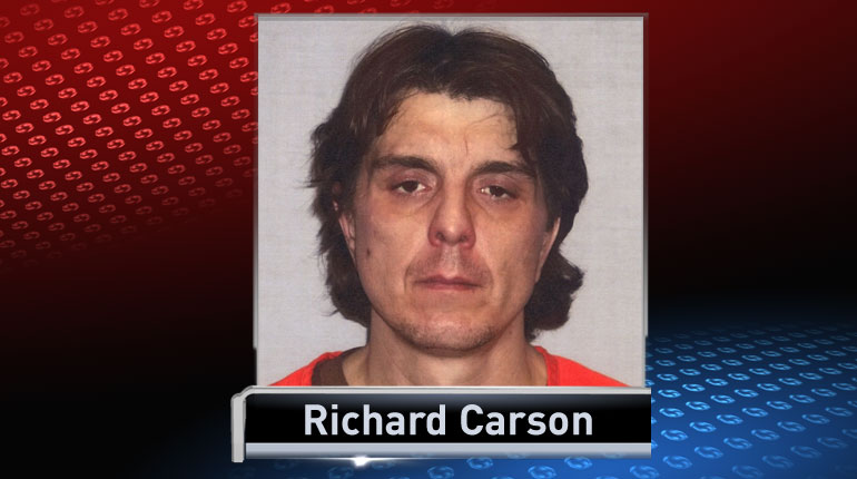 Richard Ryan Lamb Carson, 38, of Osceola,  charged with two counts of 1st Degree Murder