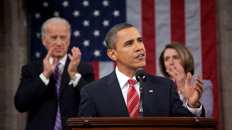 State of the Union Delivery, 2010