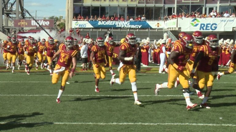 ISU Cyclone football