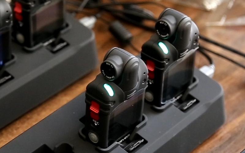 Waukee police using body cameras. (Courtesy: City of Waukee)