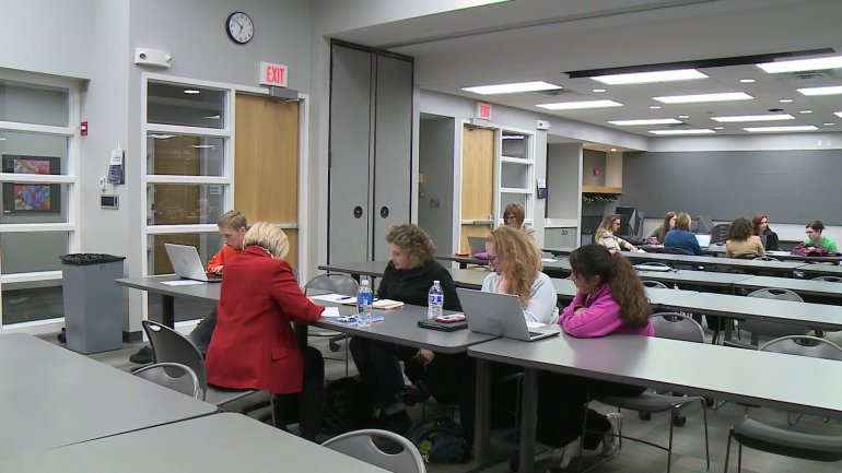 Proposed budget cuts for West Des Moines schools. (WHO-HD)