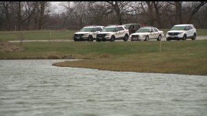 Authorities searched a pond near the party where Kemp was last seen Monday, Tuesday and Wednesday. (WHO-HD)