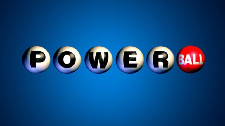 The logo for the multi-state lottery Powerball.