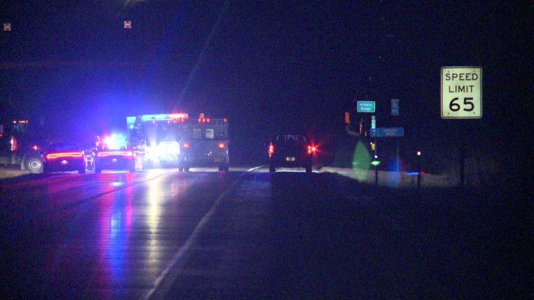 Fatal crash in Warren County. (WHO-HD)