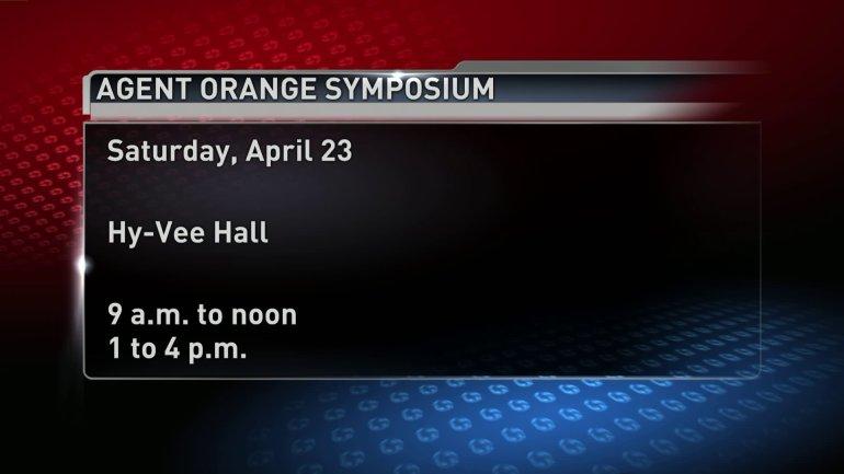 Agent Orange symposium