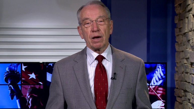 Sen. Charles Grassley (WHO-HD)