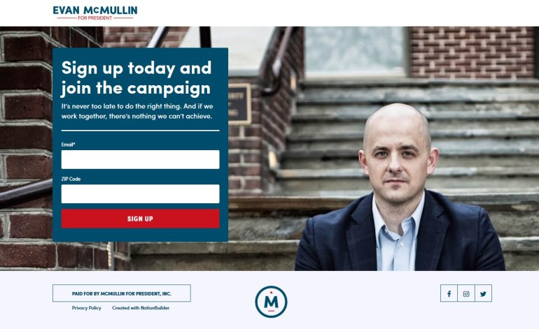 Conservative Republicans have recruited, Evan McMullin, former CIA staffer and top House GOP aide to launch an independent White House bid against Donald Trump and Hillary Clinton.