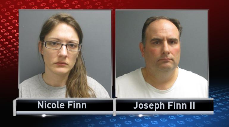 Nicole Finn and Joseph Finn II (WHO-HD)