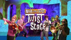 twist stage