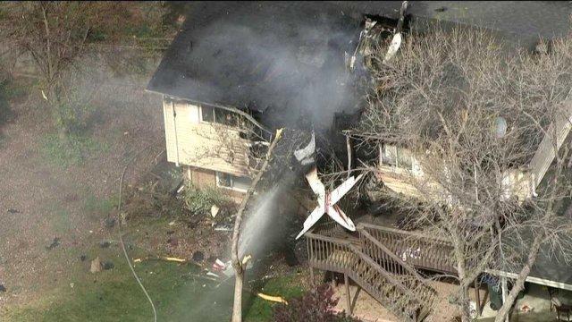 Colorado Small Plane Crash
