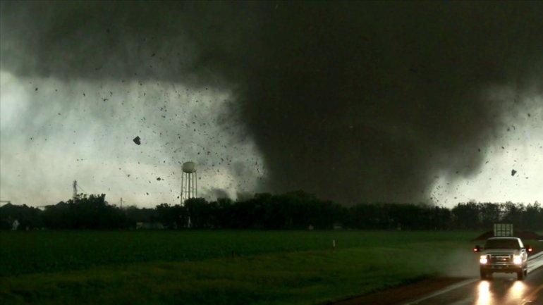 Tornado hunter 2