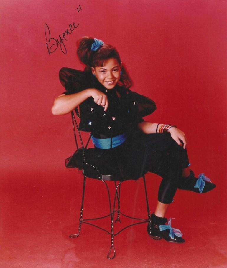 Young Beyonce
