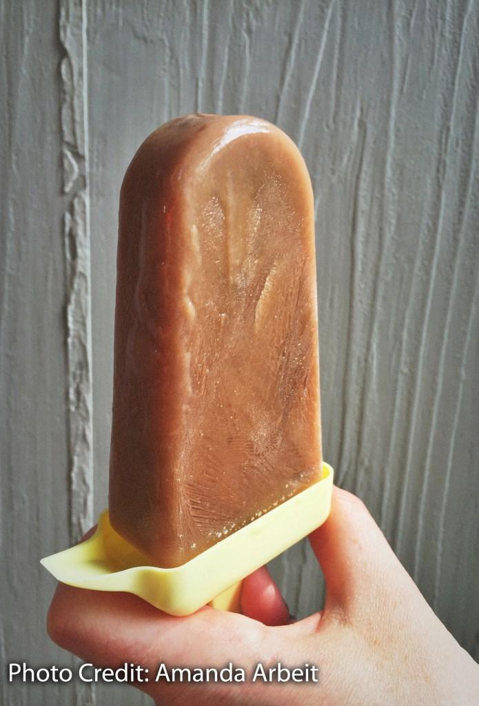 Chocolate ICONIC Freezer Pops