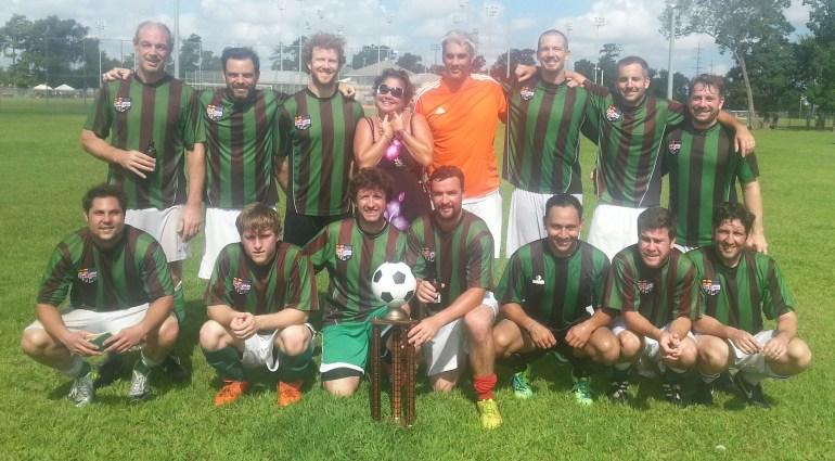 Finn McCool's Football Club - Championship
