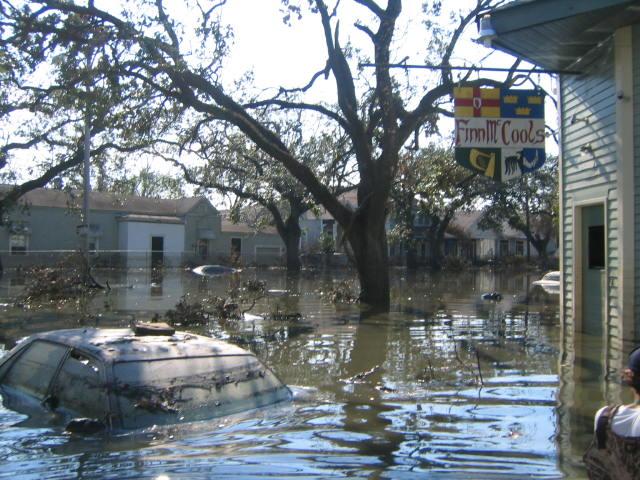 Finn McCool's Flooded