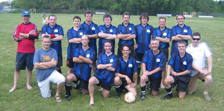 Inaugural Finn McCool Football Club