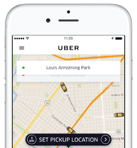 Uber launches VIP service in New Orleans