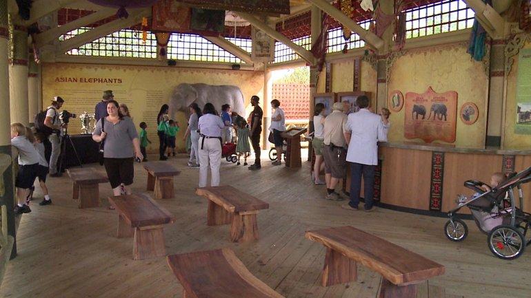 Learning Pavilion