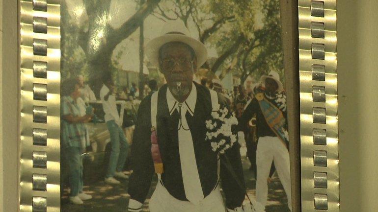 Norman Dixon Sr./ Young Men Olympia Social and Pleasure Club