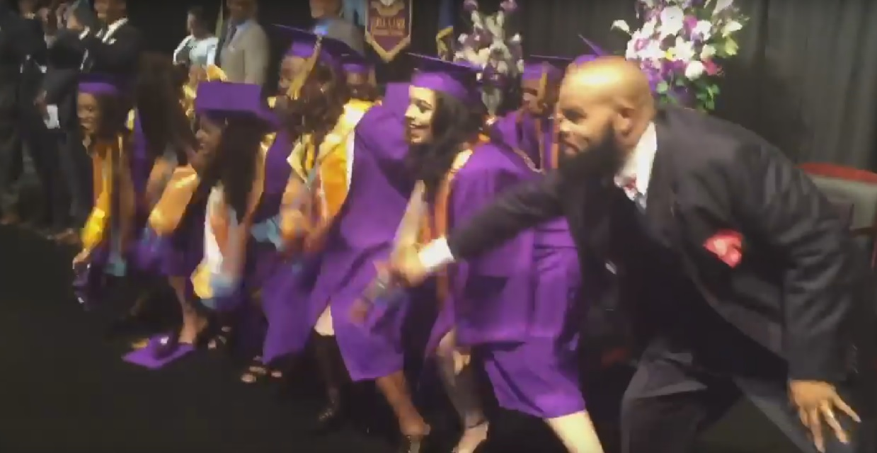 edna karr graduation