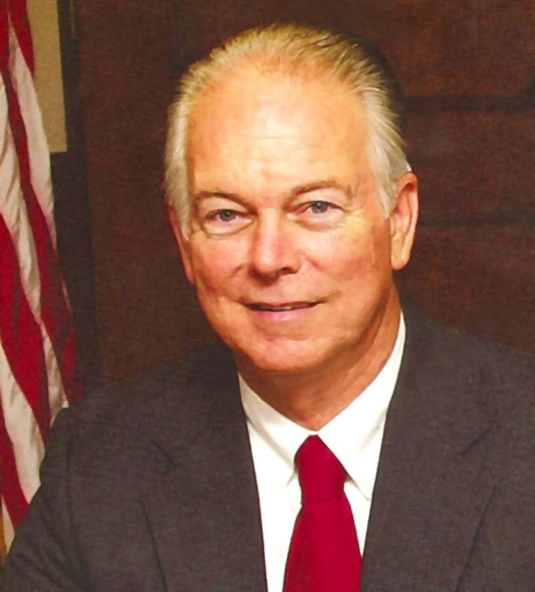 Plaquemines Parish President Amos Cormier Jr.