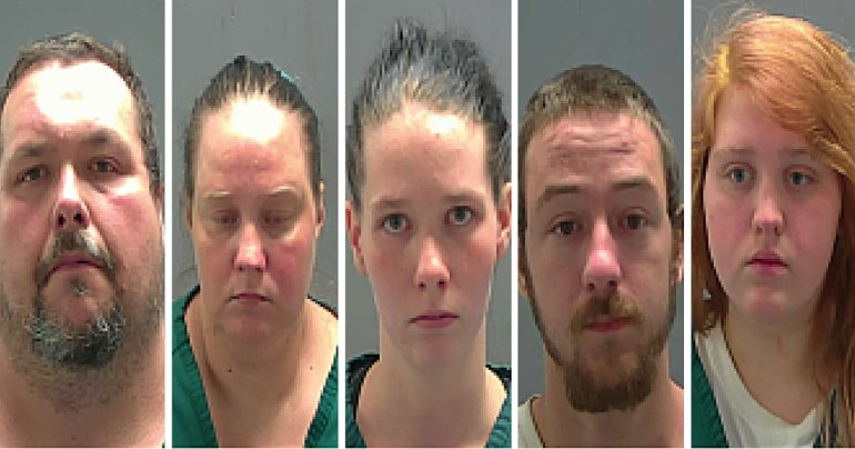 Suspects arrested for human trafficking, cruelty to the infirm