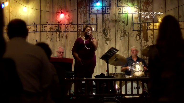 Concert at the Dew Drop Jazz Hall (GoCoast Louisiana, WLAE-TV)