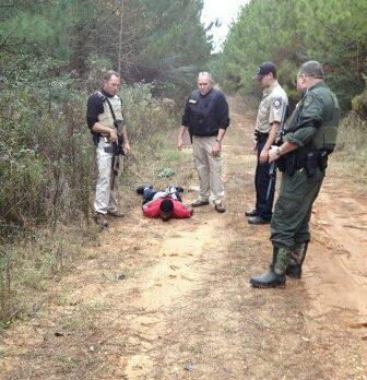 Deonta Miller's arrest.