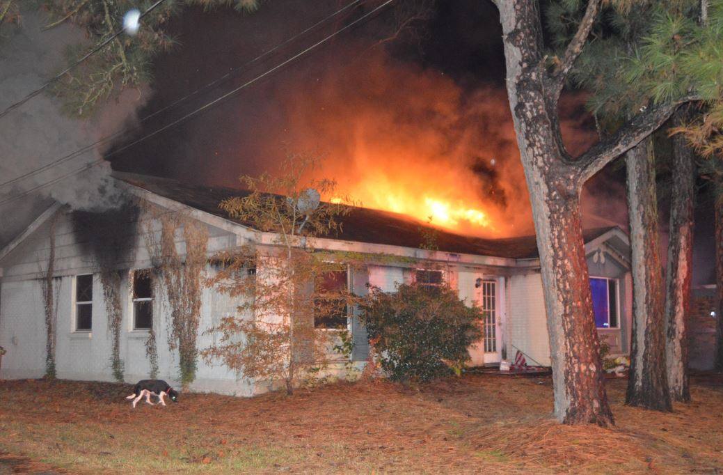 Photo courtesy St. Tammany Fire District #1