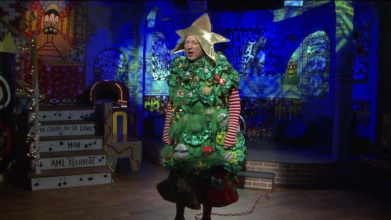 Vince Vance as Christmas Tree (WGNO-TV)