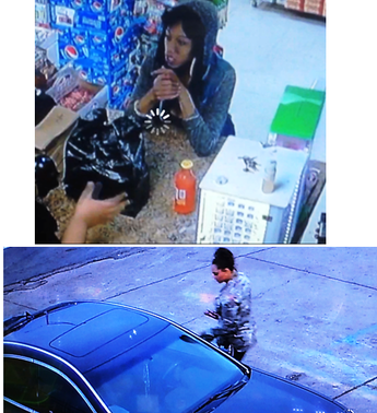 Photos of suspects courtesy NOPD