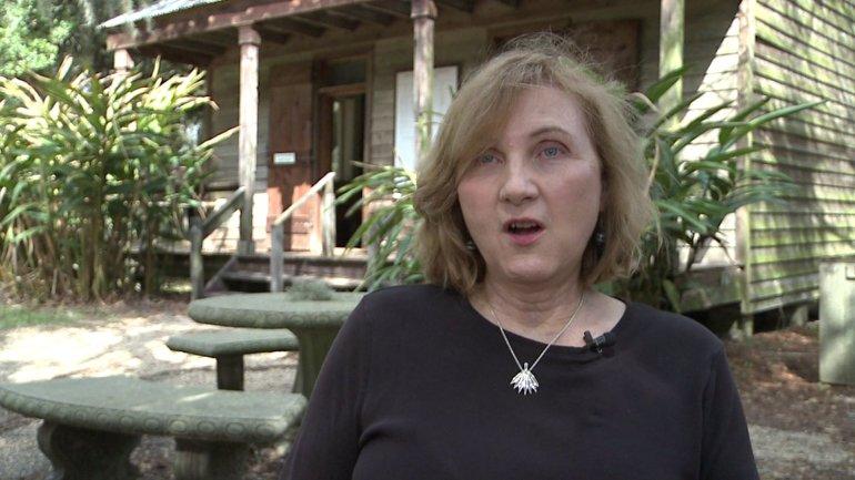 Historian Janice Mulvihill