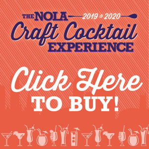 NOLA Craft Cocktail
