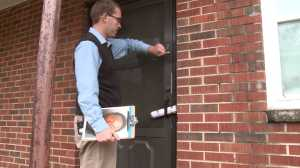WHNT News 19 tracked down the last known address for Hicks in Huntsville.