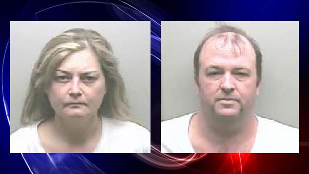 L to R: Tammy Jean Bonds, Grady Leon Bonds, Jr. (Photos: Marshall County Jail)