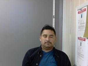 Booking photo of Angel Campos Nava