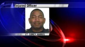 Lt. Corey Harris