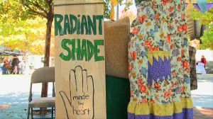Handmade Dress by Brenna Burgiel of Radiant Shade