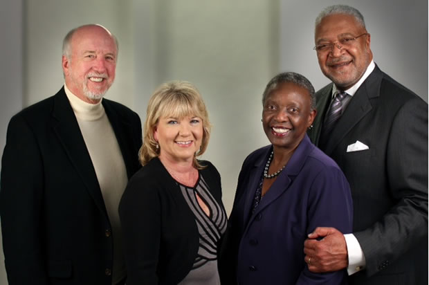 North Alabama Business Hall of Fame 2013 honorees (Photo Courtesy: Junior Achievement)