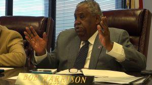 Madison County Commissioner Bob Harrison, District 6