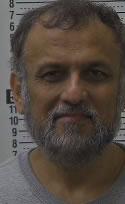 Dr. Iqbal Memon's arrest mugshot (Huntsville/Madison County Jail)