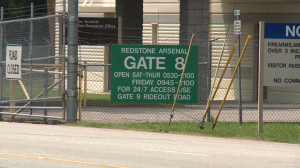 Redstone Arsenal Gate 8 Reopened Monday after its Jan. 27 closing.