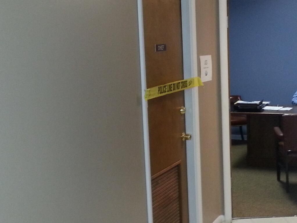 The Investigation into Gurley Police Chief Buddy Deen's death continues. (Matt Kroschel, WHNT)