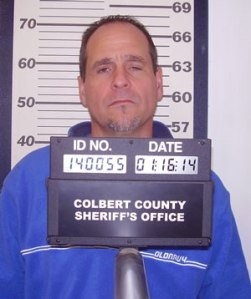 Thomas Ashmore, Jr. (Photo: Colbert County Sheriff's Office)