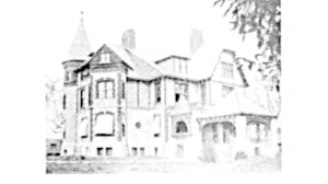 Artists rendering of completed Kildare House