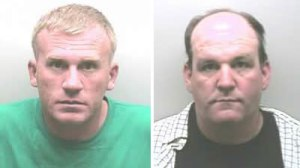 L to R: Gary Minor, Jr. and Robert Gillaspie (Photos: Marshall County Sheriff's Office)