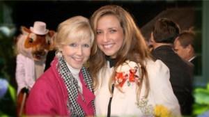 Leslie with daughter Megan (PHOTO: Megan Hayes, WHNT)